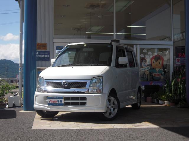 マツダ FX-Sスペシャル 4WD コラムAT ワンオーナー