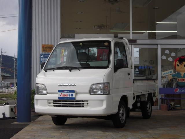 スバル 4WD  5MT エアコン
