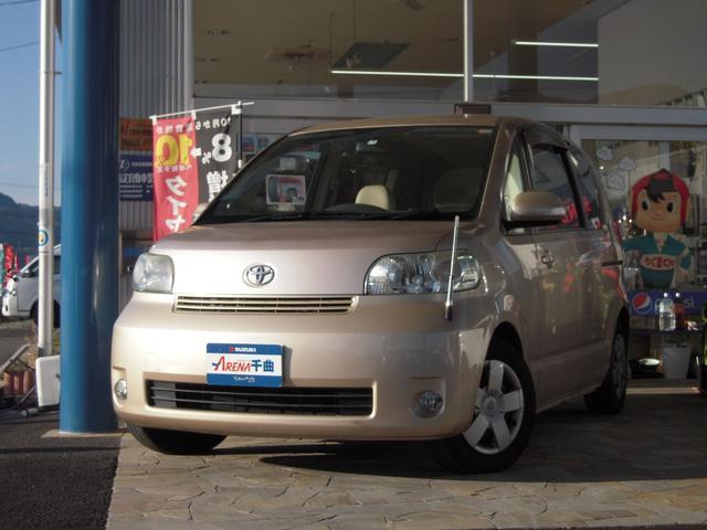トヨタ ポルテ 150i 4WD HIDライト 電動スライドドア...