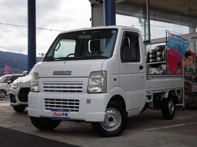KCパワステ 4WD  5MT