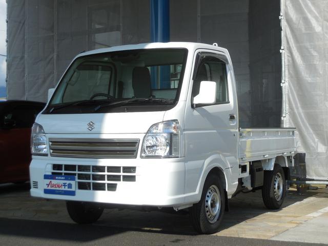スズキ 農繁スペシャル 4WD 5MT エアコン