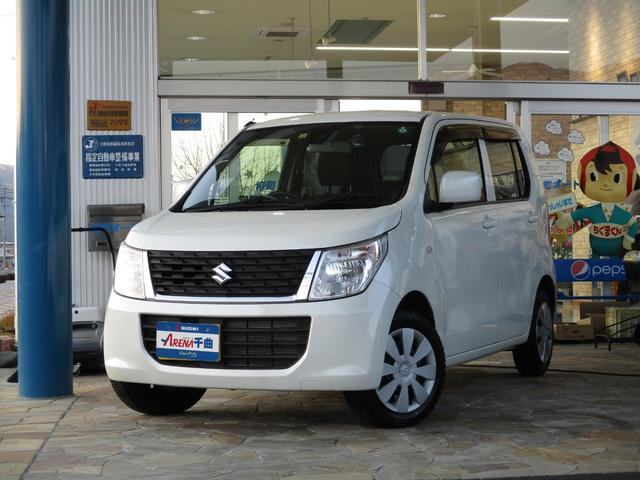 スズキ FX 4WD CVT ブレーキサポート