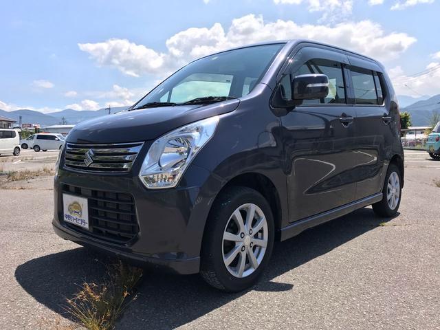 「スズキ」「ワゴンR」(「富山県」)の中古車一覧