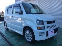 ワゴンRRR−DI 4WD ターボ ナビ ETC シートヒーター