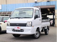 サンバートラックTB 4WD エアコン パワステ 5MT