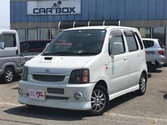 ワゴンRバージョンV 4WD ターボ ワンセグナビ キーレス