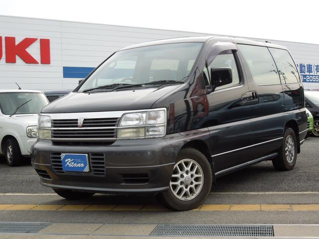 日産 V 4WD ツインサンルーフ ETC