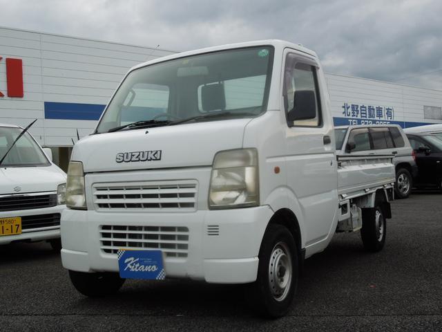 スズキ KC エアコン 4WD 5MT