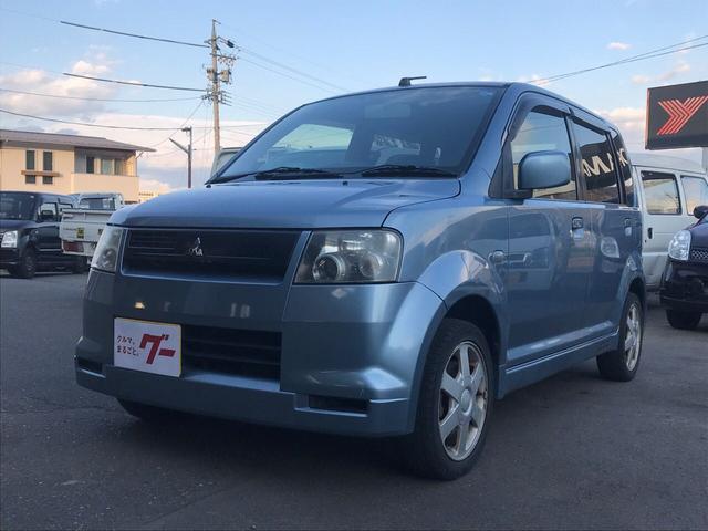 三菱 R 4WD ターボ キーレス CDデッキ HIDライト