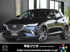CX−3XD ツーリング Lpkg 4WD黒革ナビTV ETC1オナ