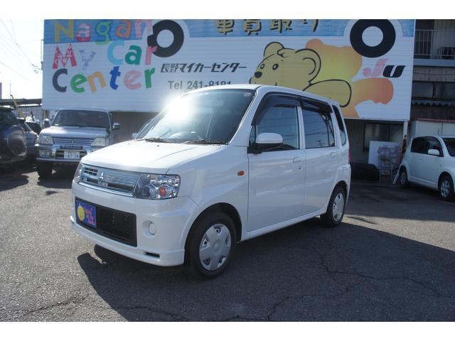三菱 M 4WD キーレス CD ETC シートヒーター