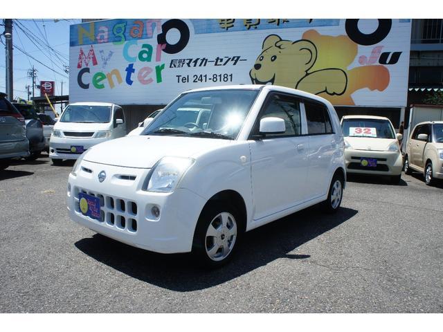 日産 S FOUR 4WD キーレス CD