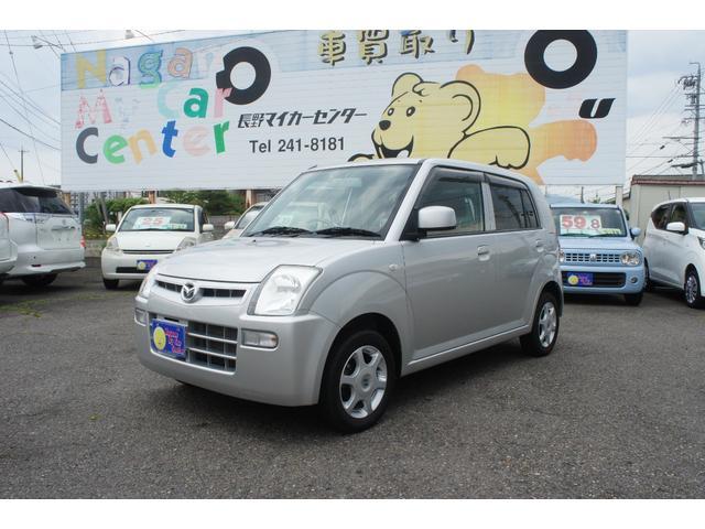 マツダ キャロル GII 4WD 電動格納ミラー キーレス CD