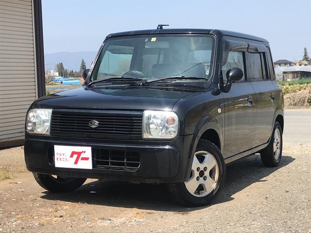 スズキ L 4WD ETC シートヒーター キーレス 13インチAW
