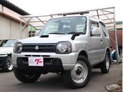 ジムニーXG 4WD ターボ 5MT スタッドレス装着