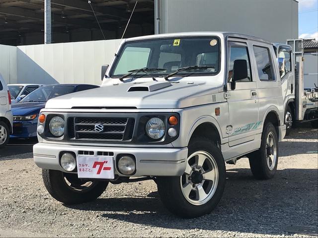 スズキ ワイルドウインド ターボ 4WD 5MT 16インチアルミ