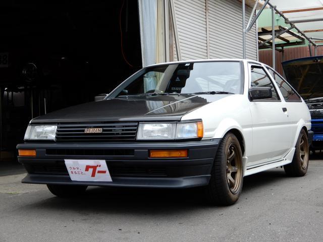 トヨタ GTV ビルズ車高調TE37AW 5Pロールバー LSD