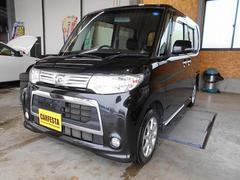タントカスタムX 4WD 助手席パワースライドドア