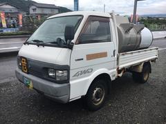 バネットトラック4WD 5速マニュアル 型式SE88MN