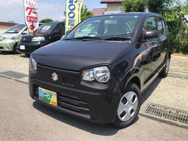 スズキ L 2WD CVT 試乗車アップ CDデッキ