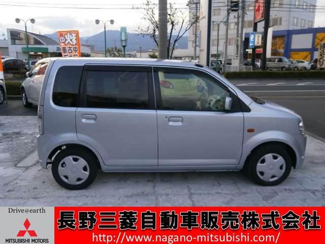三菱 G 2WD インパネAT 禁煙車 1オーナー キーレス CD