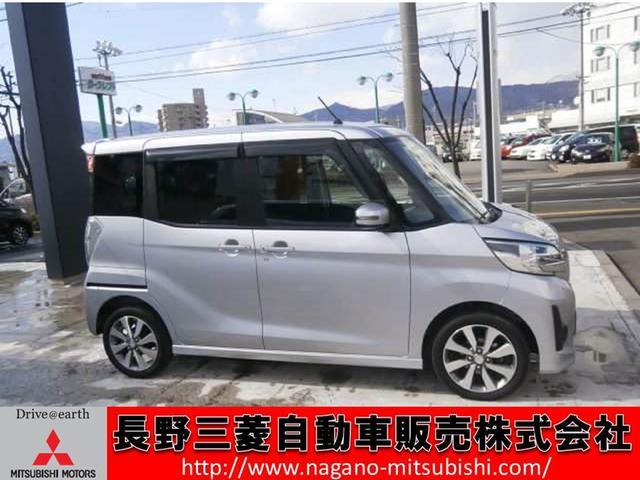 三菱 カスタムT 2WD 禁煙車 1オーナ ナビ 電動スライドドア