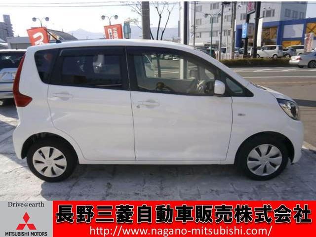 三菱 M e-アシスト 4WD 禁煙車 1オーナー シートヒーター