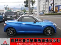 コペンローブ ターボ 2WD 5MT ワンオーナー ナビ ETC