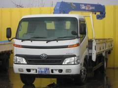 ダイナトラック3t 超超ロング 3段ラジコン2.9tクレーン