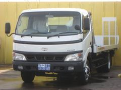 ダイナトラック2.9t 積載車 ユニック キャリアカー ラジコン 固縛付
