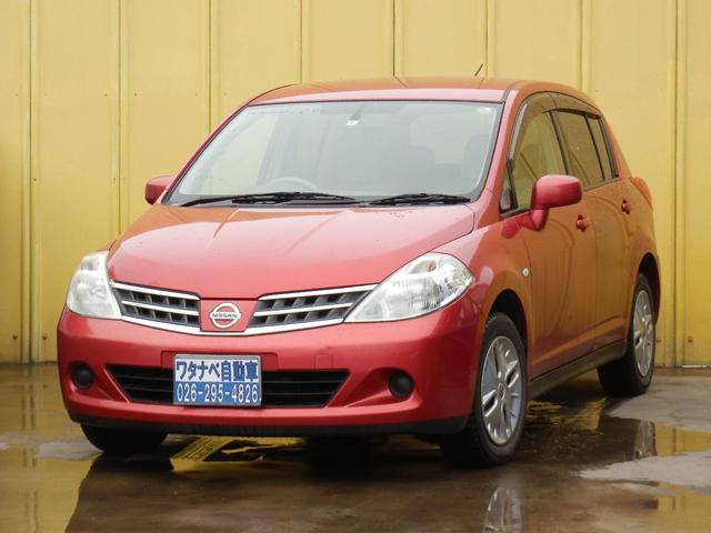 日産 4WD 15S FOUR HDDナビ インテリキ- エンスタ