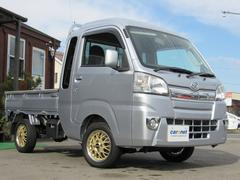 ハイゼットトラックジャンボ 4WD BBSアルミホイール ワンオーナー 禁煙車
