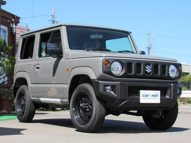 スズキ XL 4WD 届出済未使用車