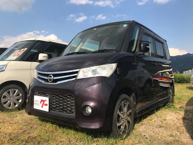 日産 ハイウェイスター 4WD ナビTV 左電動スライド