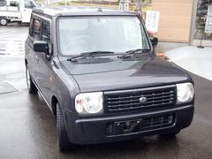 アルトラパンX 4WD シートヒーター アルミ キーレス CD MD