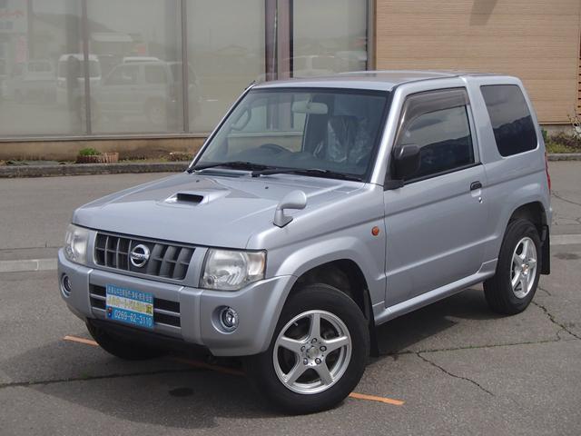 日産 RS 4WD キーレス CD 寒冷地仕様 ABS エアバック