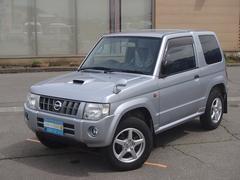 キックスRS 4WD キーレス CD 寒冷地仕様 ABS エアバック