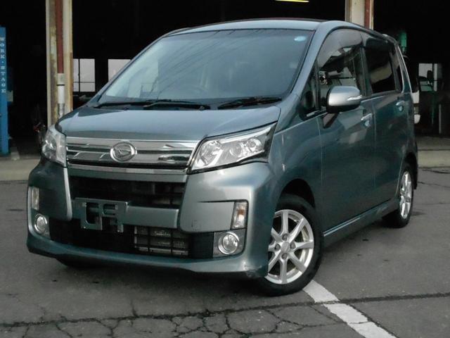 「ダイハツ」「ムーヴ」「コンパクトカー」「長野県」の中古車