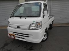 サンバートラック営農4WD エアコン パワステ AT 夏タイヤ新品