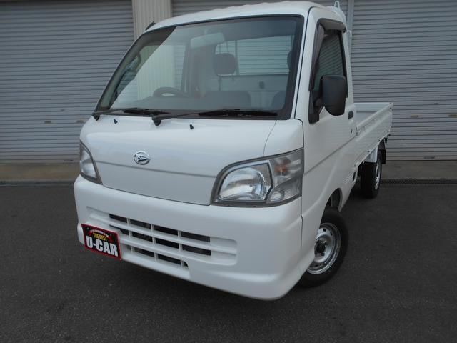 ダイハツ エアコン・パワステ スペシャル 4WD AT