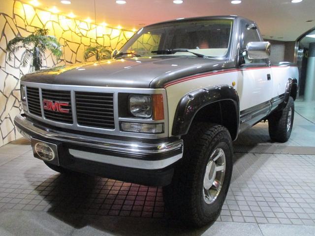 シボレー シングルキャブ ロングベッド 95Eg換装済 4WD