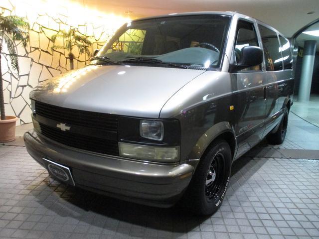 シボレー LS4WDカーゴフェイスレストア済 正規輸入ディーラー車