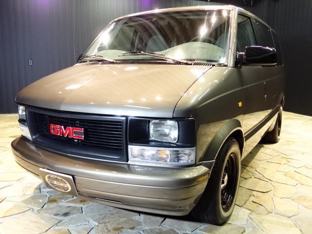 シボレー LS AWD GMCカーゴフェイス正規輸入ディーラー車
