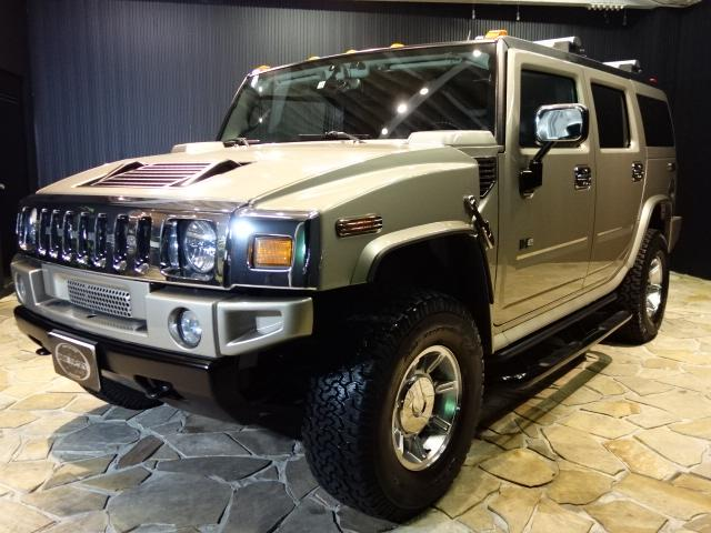 「ハマー」「ハマーH2」「SUV・クロカン」「長野県」の中古車