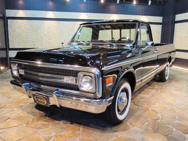 シボレーC−10(シボレー) 350E/g C−20 ロングベッドHD エーデルブロック 中古車画像