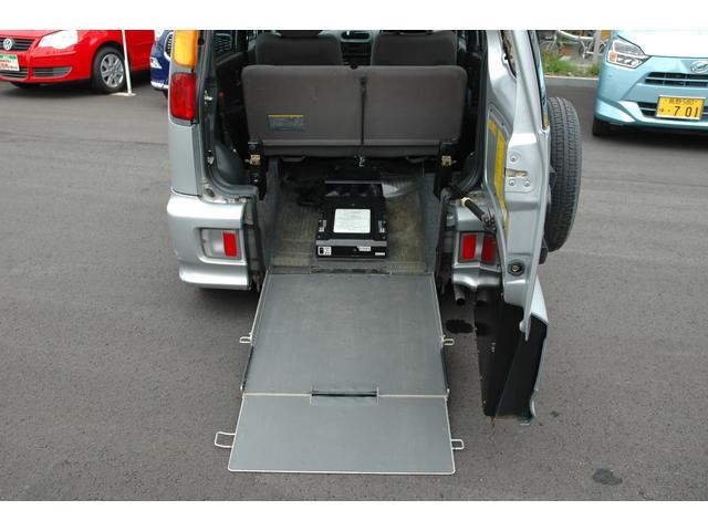 ダイハツ 福祉車両:車いす昇降車・スローパー タイベル交換済
