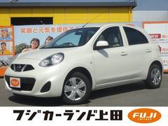 マーチX FOUR Vセレクション 4WD 純正ナビ インテリキー