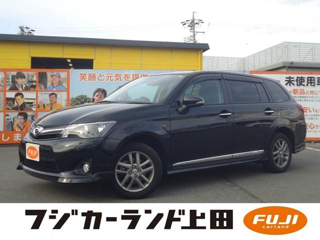 トヨタ 1.5G エアロツアラー・ダブルバイビー 4WD HDDナビ