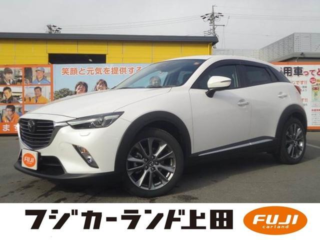 マツダ XD ノーブル ブラウン 4WD 純正ナビ マツダコネクト
