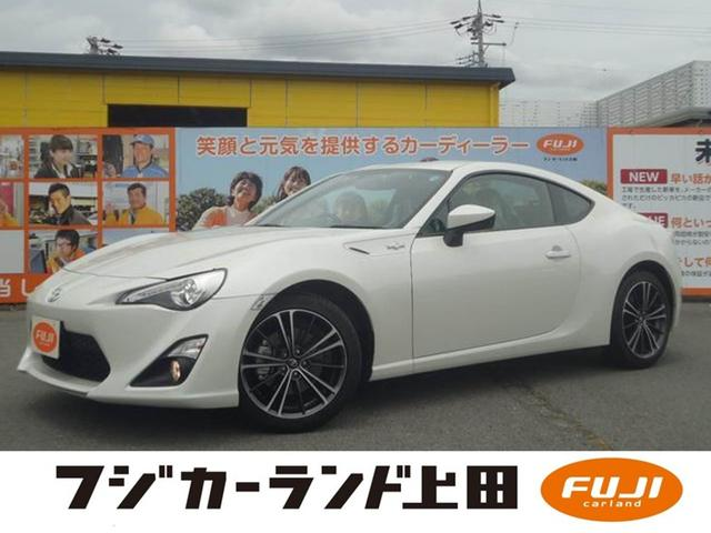 トヨタ GT 社外SDナビ フルセグテレビ HID パドルシフト